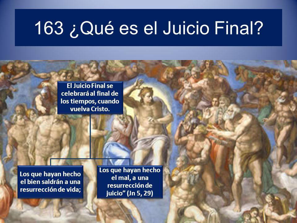163 ¿Qué es el Juicio Final.