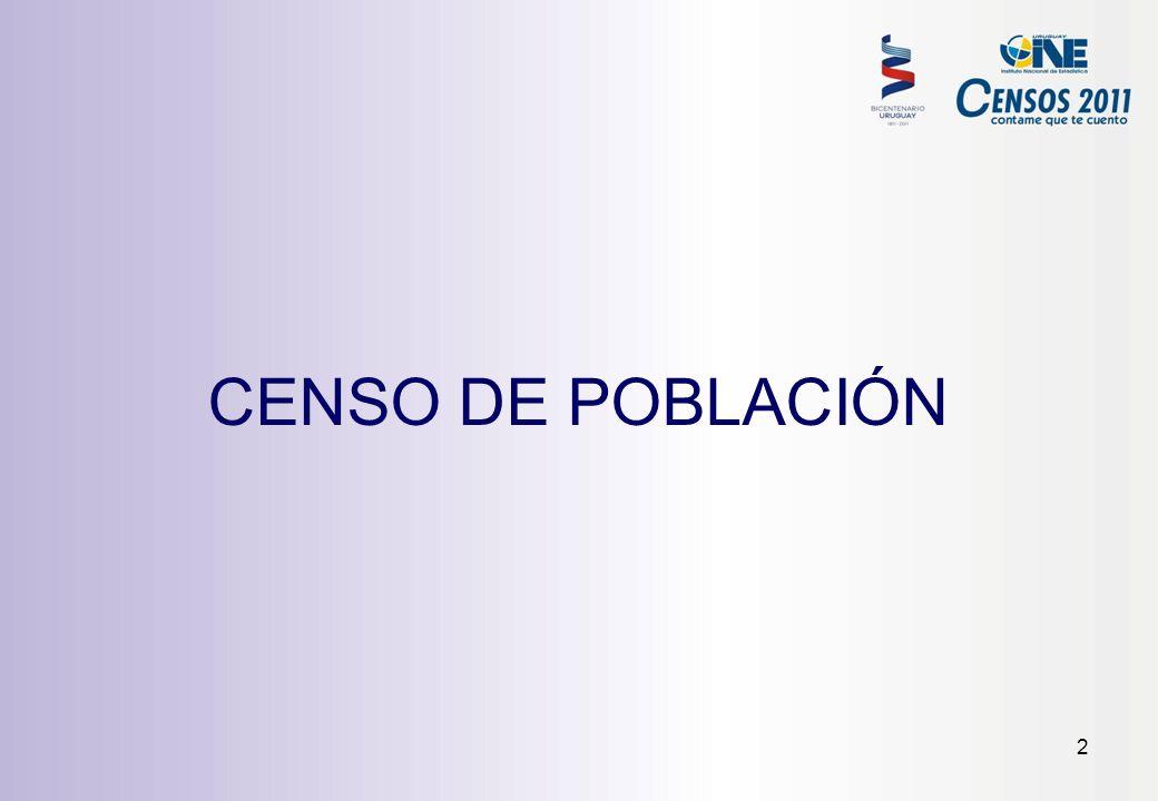 2 CENSO DE POBLACIÓN