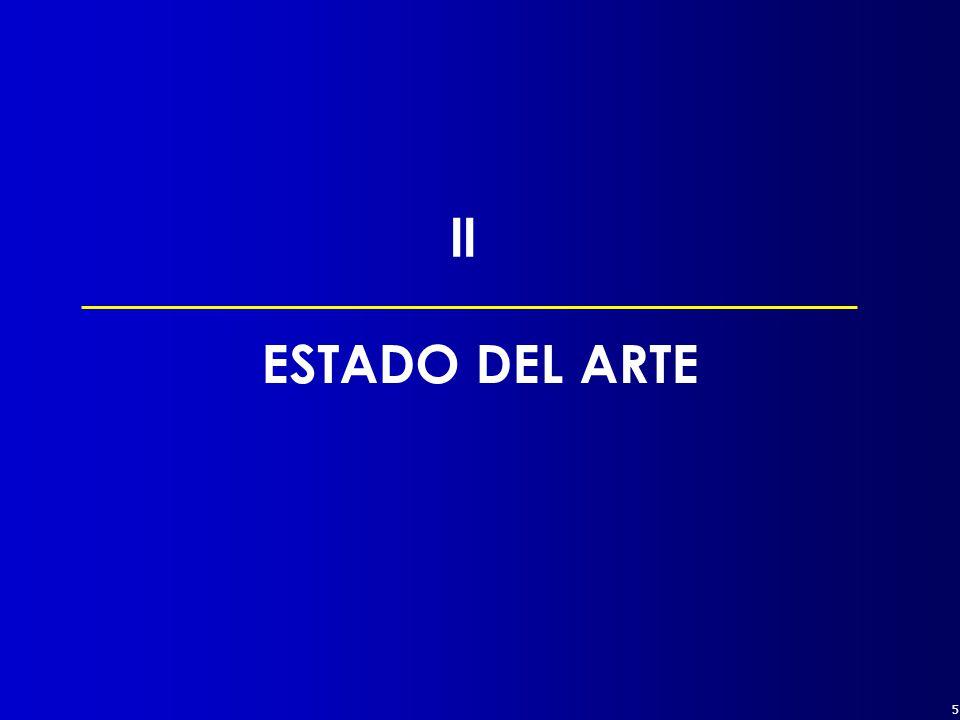 5 ESTADO DEL ARTE ll
