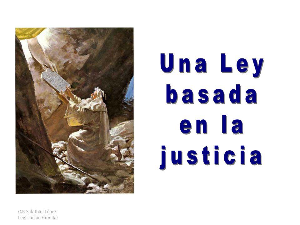 C.P. Salathiel López Legislación Familiar