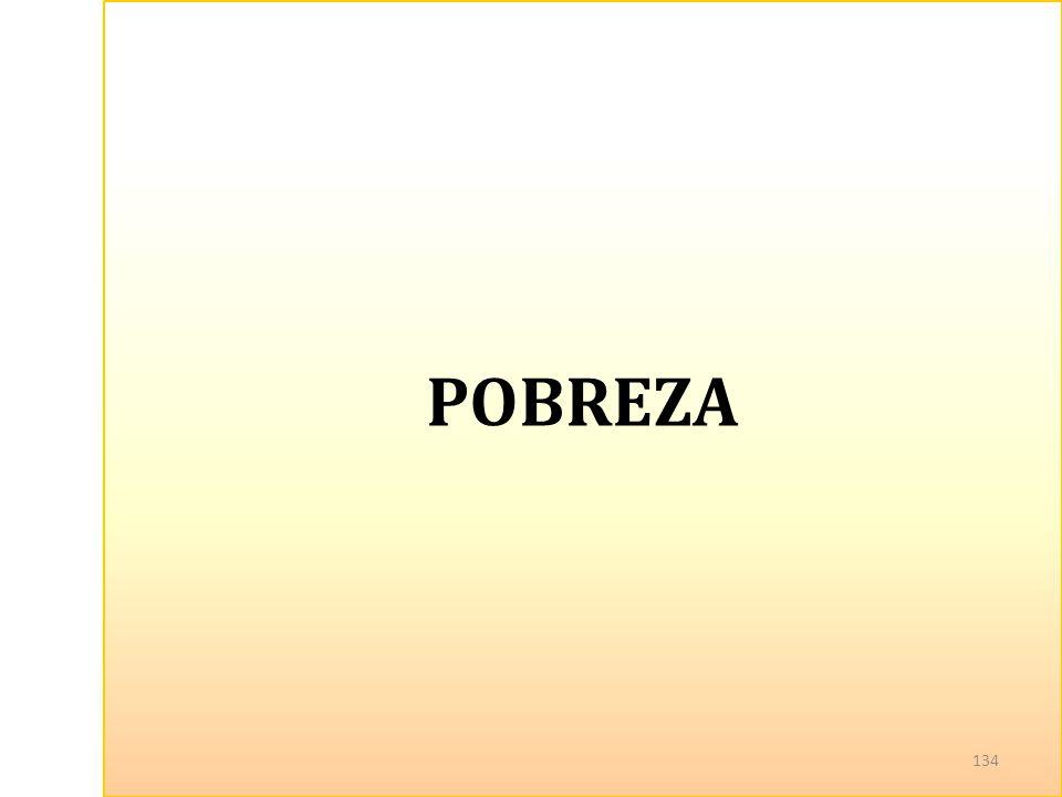 POBREZA 134