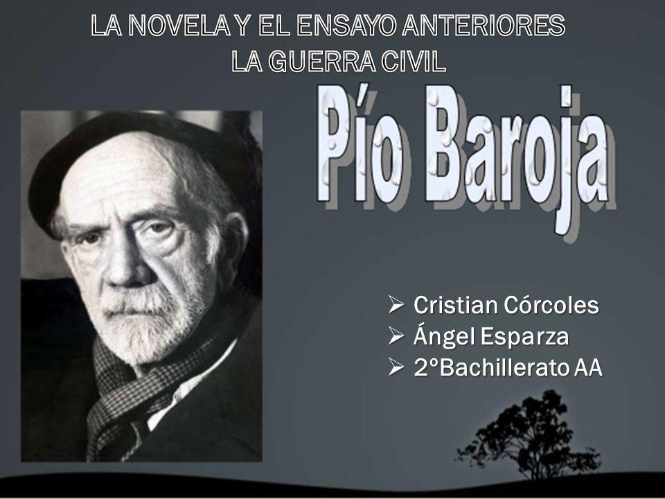  Cristian Córcoles  Ángel Esparza  2ºBachillerato AA