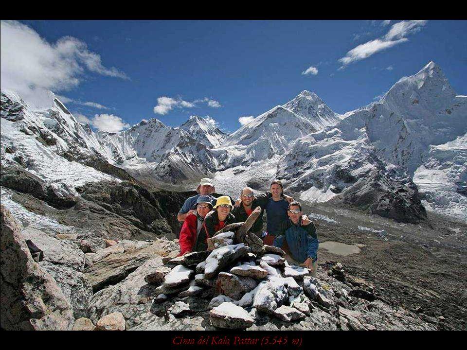 Everest y Collado Sur