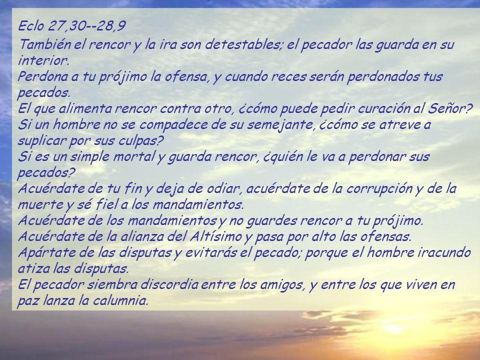11 de Septiembre de 2011 24 Tiempo Ordinario -A- Música: Salmo gregoriano