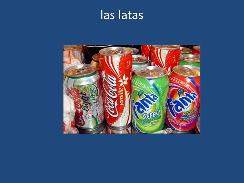 las latas
