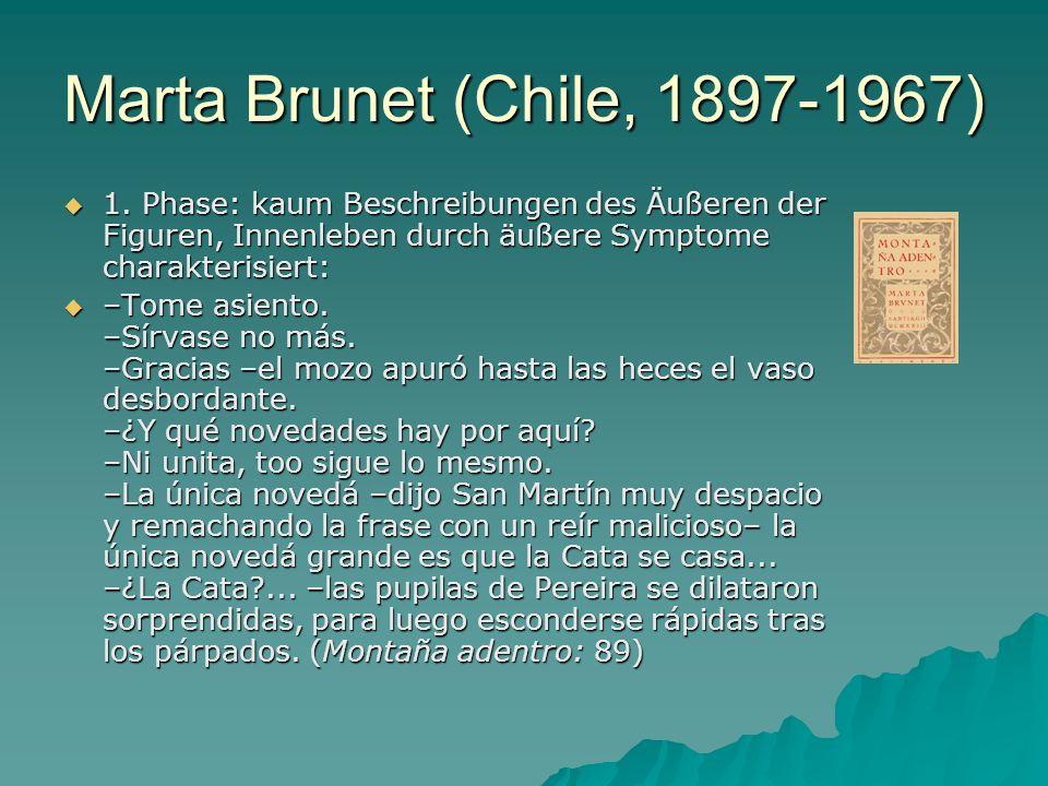 Marta Brunet (Chile, 1897-1967)  1.