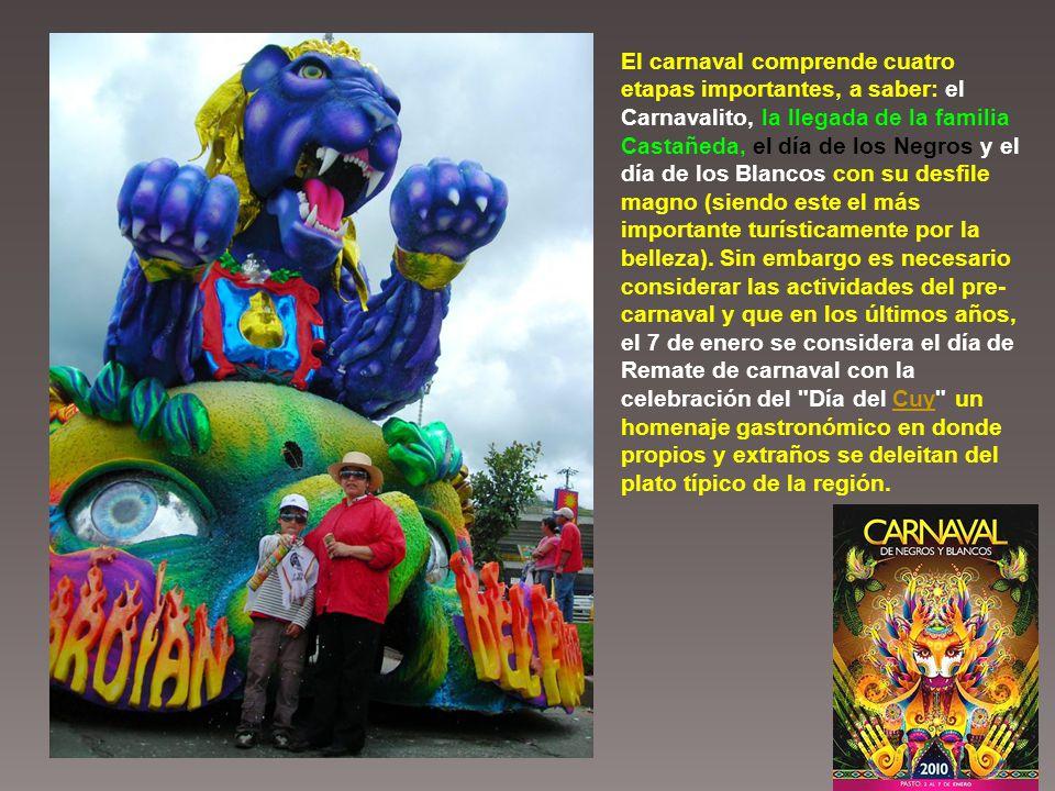 Se creo la Corporación del Carnaval, como una entidad de derecho privado, de carácter asociativo, con participación mixta, sin ánimo de lucro y de utilidad común, facilitando la debida y adecuada realización del Carnaval, que lo rescata como: una trasversal cultural con expresión lúdica en el espacio urbano .