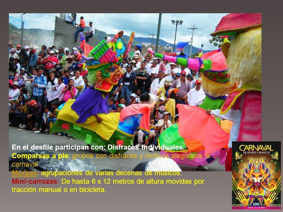 El 6 de enero esta ciudad ya no celebra más el Día de Reyes, sino el día de los BLANCOS o Día del Desfile Magno.