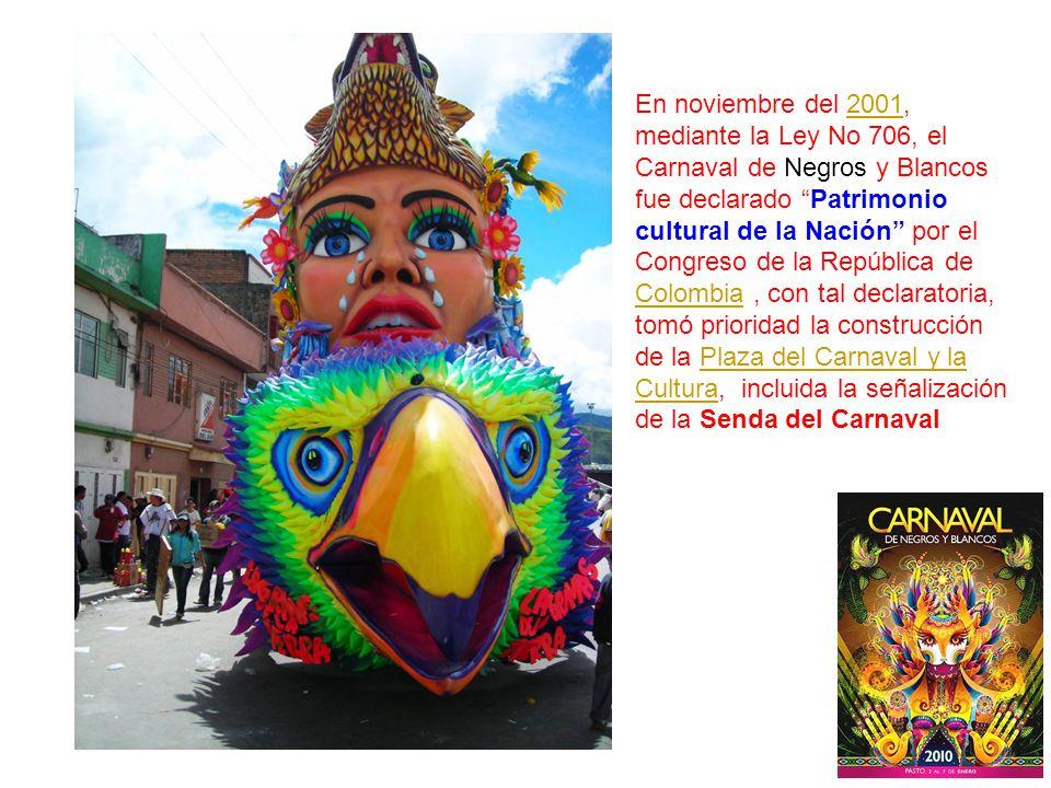 Las murgas, comparsas y carrozas vendrían luego para aportar mas elementos alegóricos, para enriquecer y configurar la identidad de este carnaval.