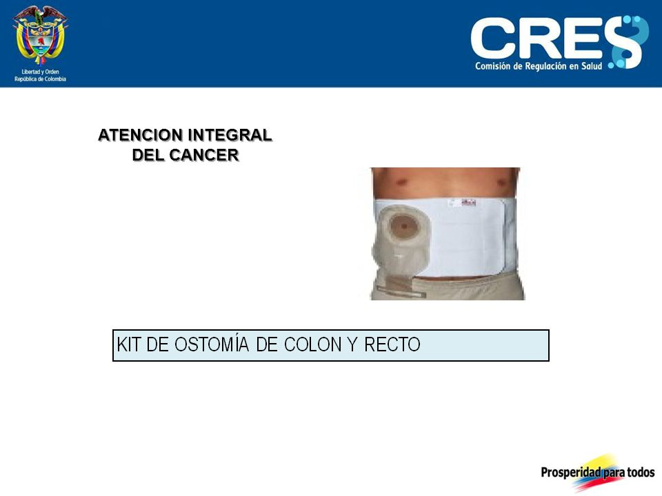ATENCION INTEGRAL DEL CANCER
