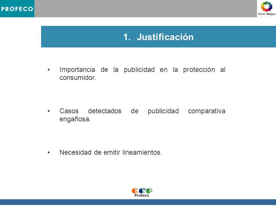 1.Justificación Importancia de la publicidad en la protección al consumidor.