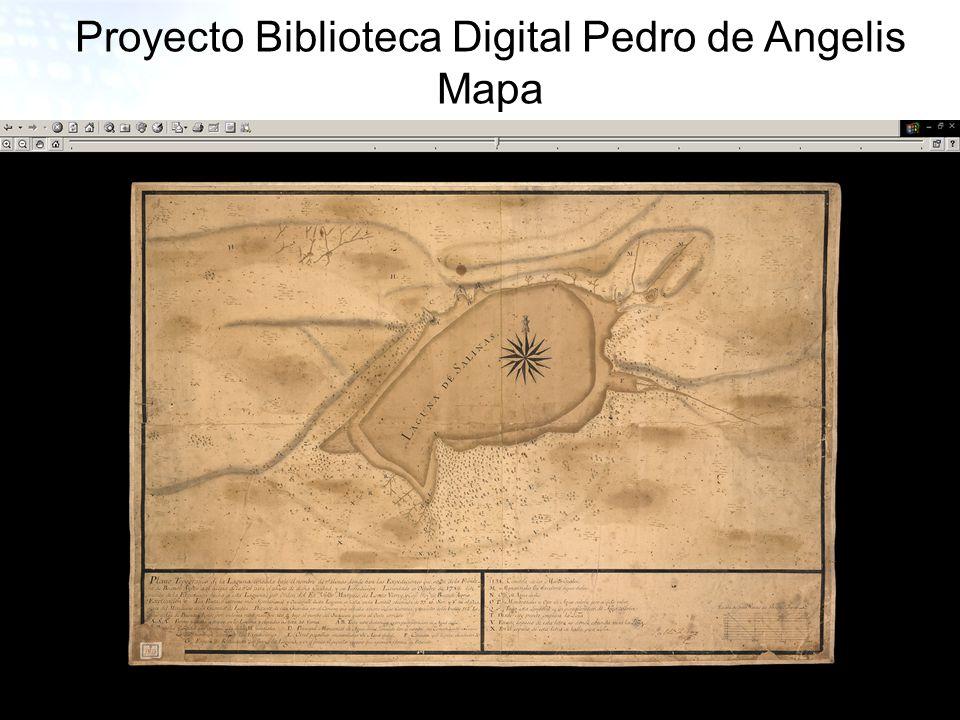 24 Proyecto Biblioteca Digital Pedro de Angelis Mapa