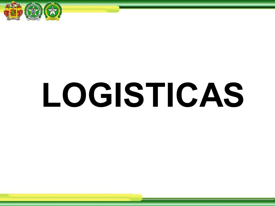 LOGISTICAS