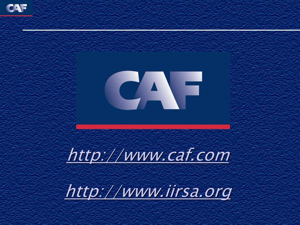 http://www.caf.com http://www.iirsa.org
