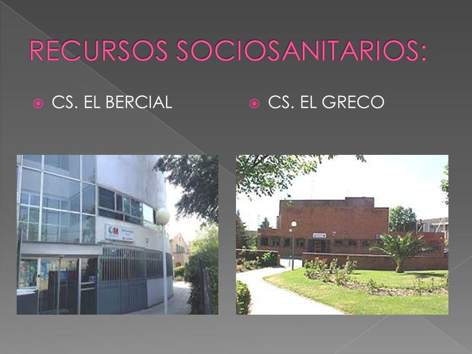 CS. EL BERCIAL  CS. EL GRECO