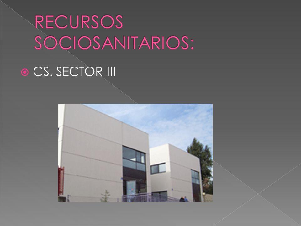  CS. SECTOR III
