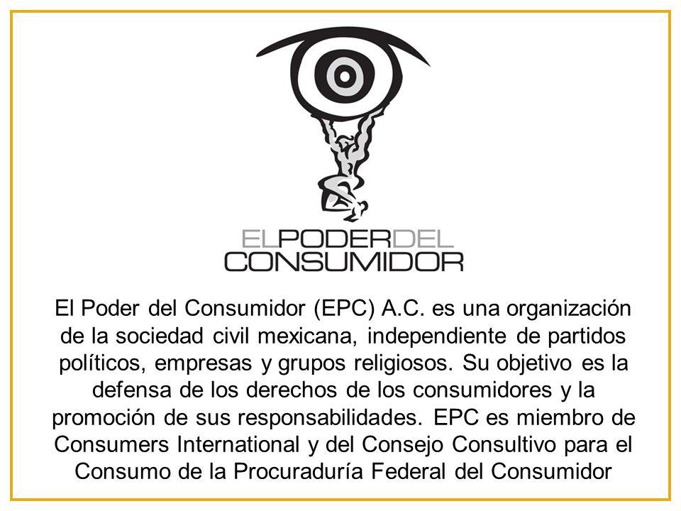 El Poder del Consumidor (EPC) A.C.