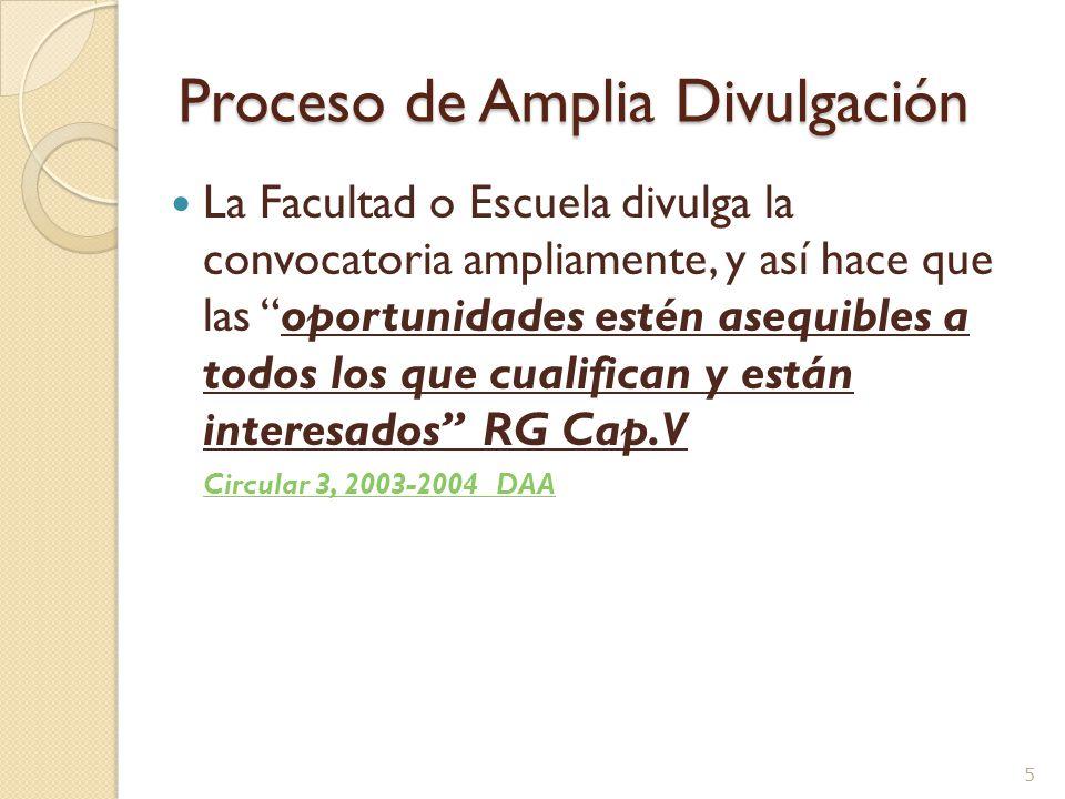 P ROCESO EN ETAPAS El reclutamiento en plaza probatoria es un proceso.