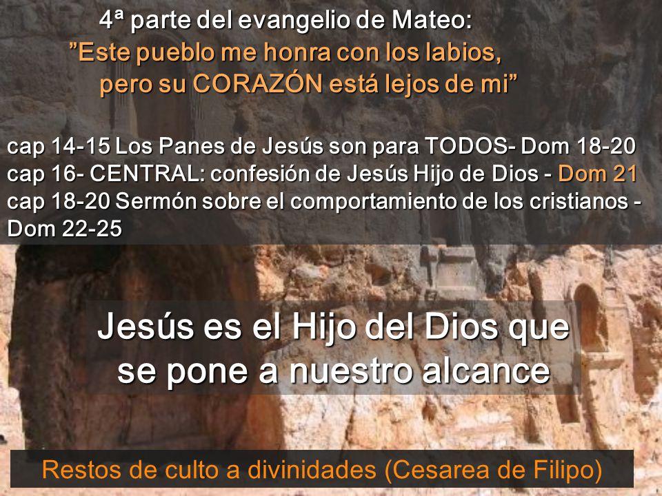 Con el Hosana de Dufay confesemos Jesús Hijo de Dios Monjas de Sant Benet de Montserrat 21 AÑO c A