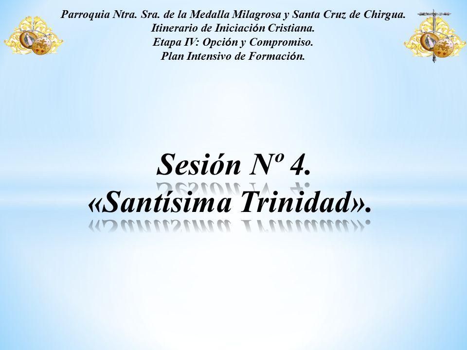 Parroquia Ntra. Sra. de la Medalla Milagrosa y Santa Cruz de Chirgua.