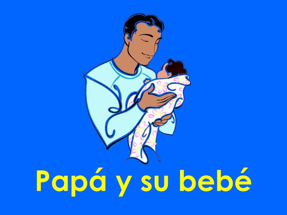 Papá y su bebé