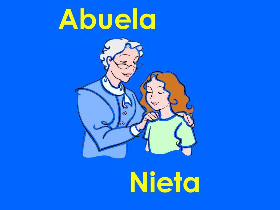 Abuela Nieta