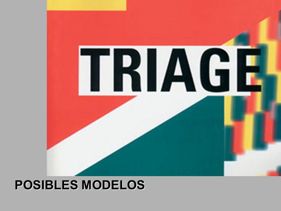 POSIBLES MODELOS