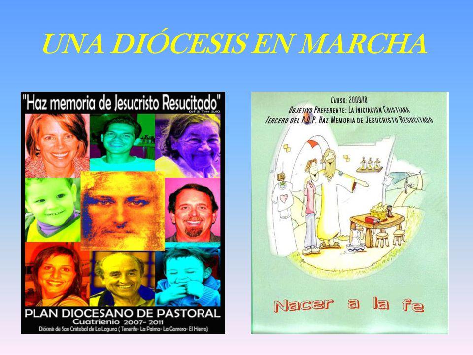 UNA DIÓCESIS EN MARCHA