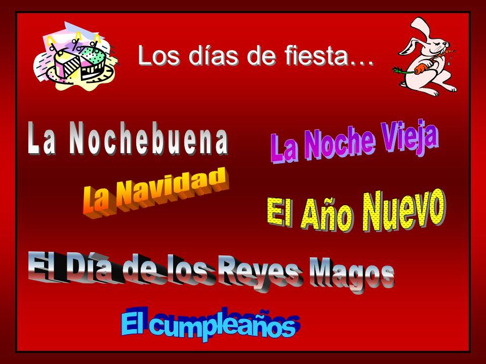 ¿Cuándo es tu cumpleaños. When is your birthday. Mi cumpleaños es: el ______ de ______.