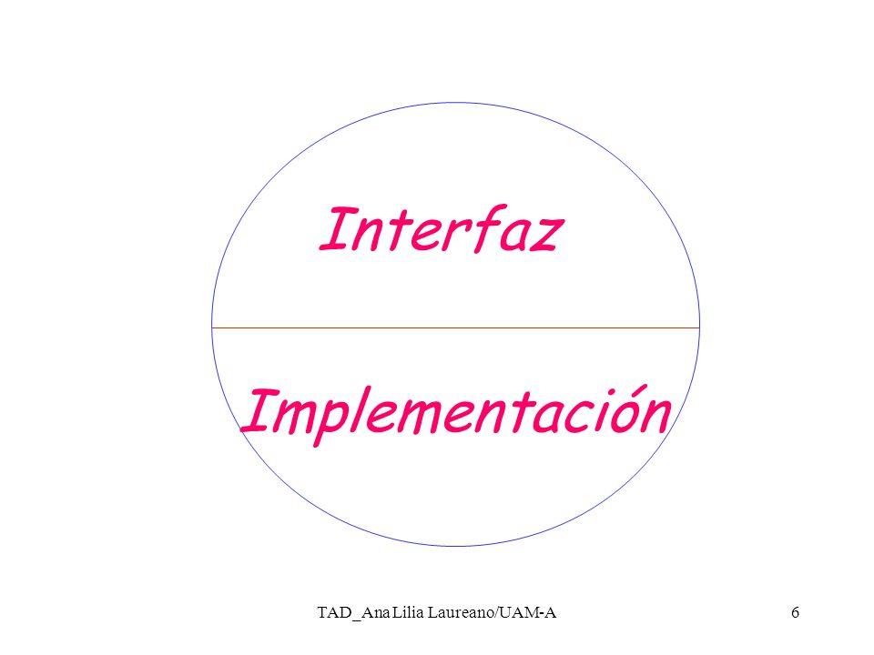 TAD_Ana Lilia Laureano/UAM-A5 Qué Cómo