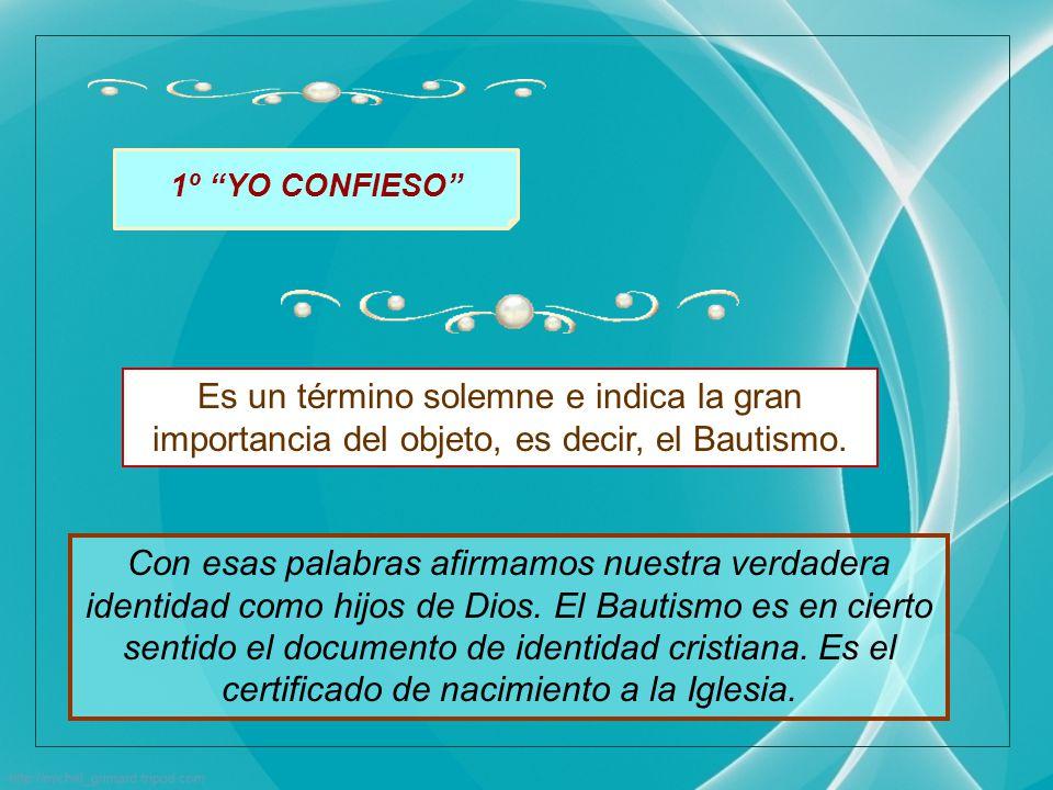 La misión de la Iglesia es evangelizar y perdonar los pecados a través del Sacramento del Bautismo.