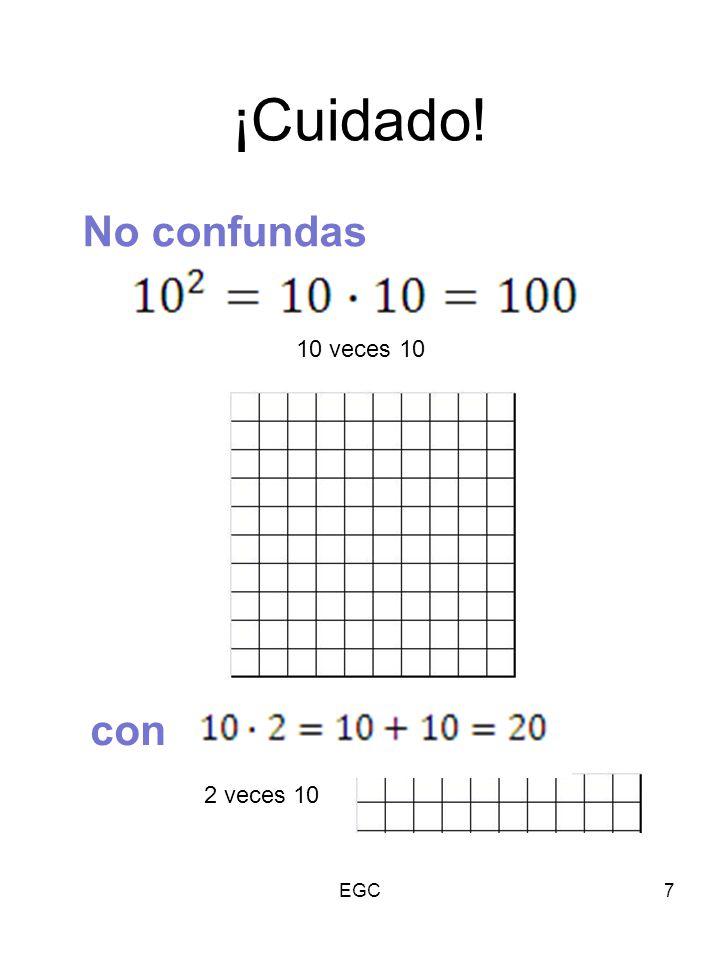 18 Completa y calcula : Distinta ……………y distinto …………………: ¿Se aplica propiedad.