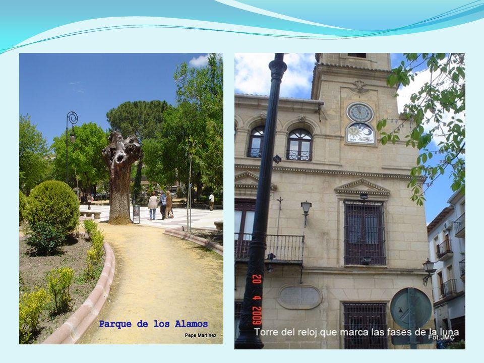 Ayuntamiento de Alcalá la Real Un simpático dicho popular alcalaíno dice: Eres más feo que el que hace cinco en el Ayuntamiento Este de aquí