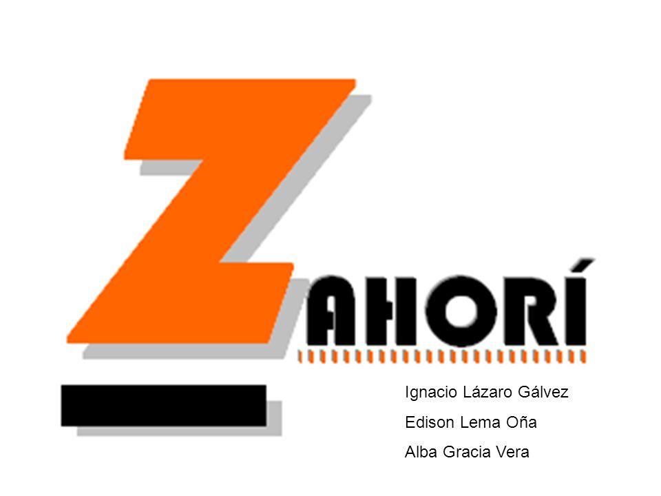 Ignacio Lázaro Gálvez Edison Lema Oña Alba Gracia Vera