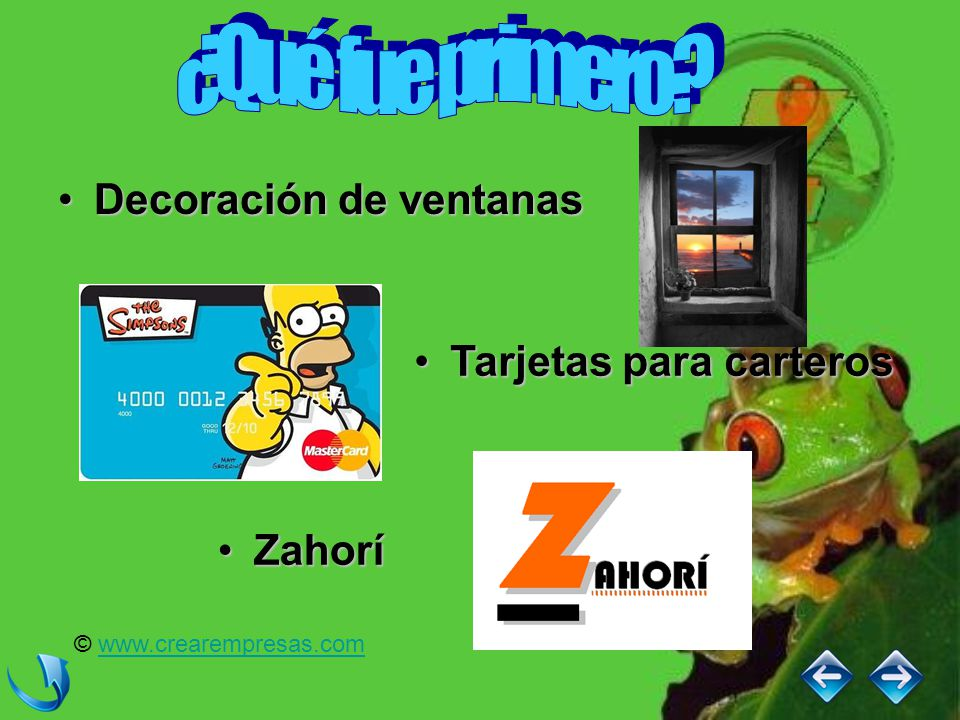 Decoración de ventanasDecoración de ventanas Tarjetas para carterosTarjetas para carteros ZahoríZahorí © www.crearempresas.comwww.crearempresas.com