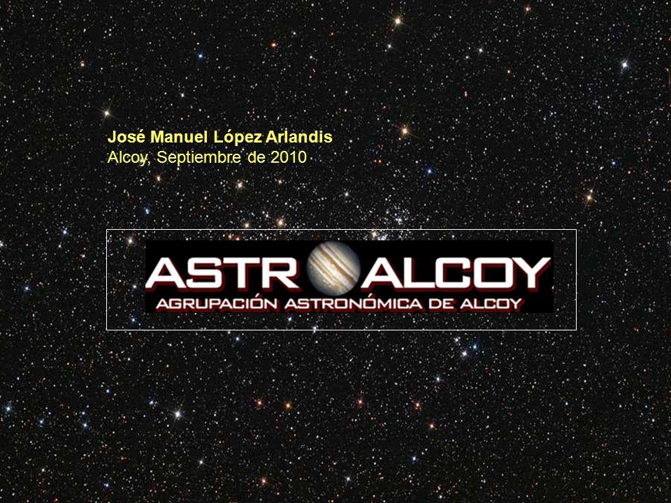 José Manuel López Arlandis Alcoy, Septiembre de 2010