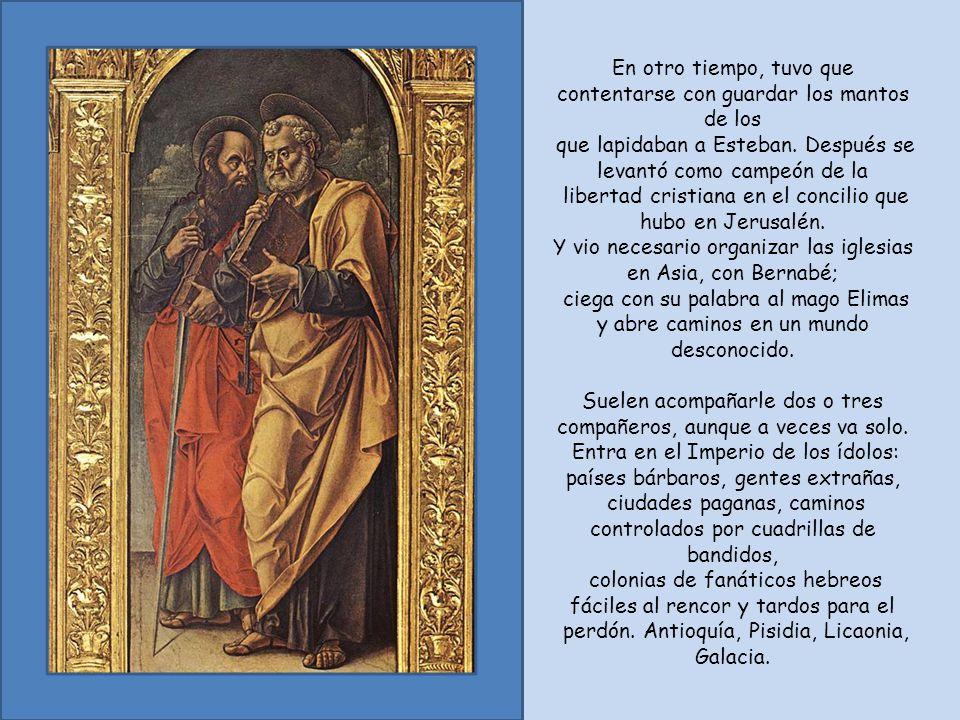 San Pablo, Apóstol (s.