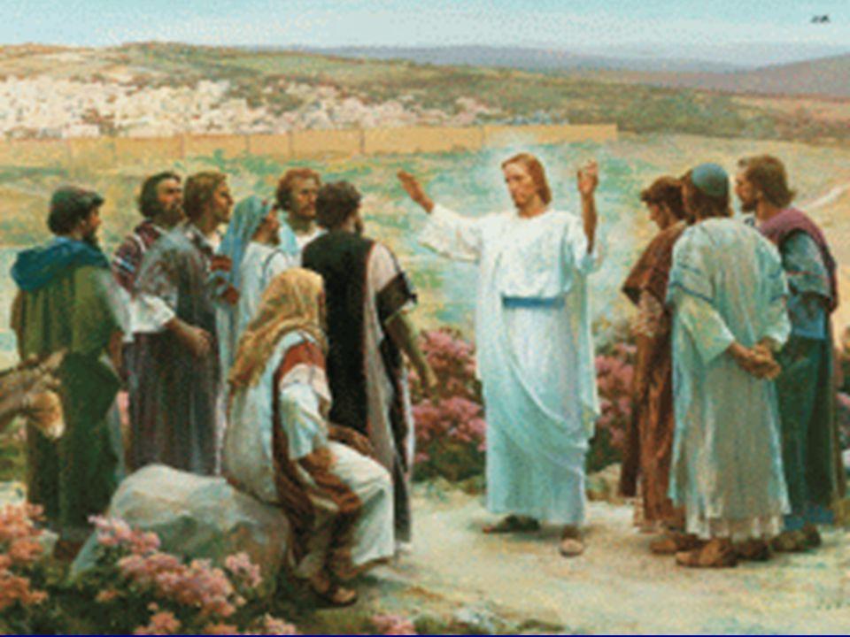 Jesús convierte la Ley en AMOR Vista desde la cima de las Bienaventuranzas