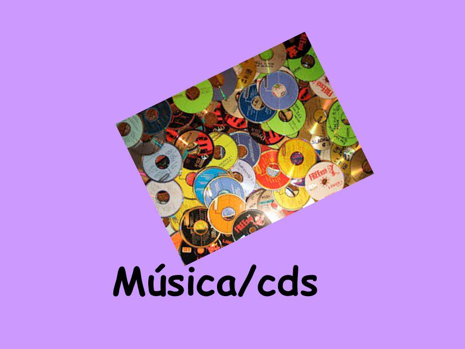 Música/cds