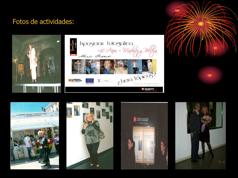 Fotos de actividades: