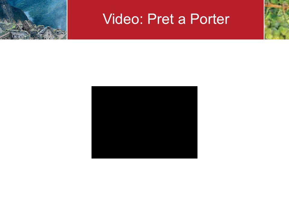 Preta Porter París Video: Pret a Porter