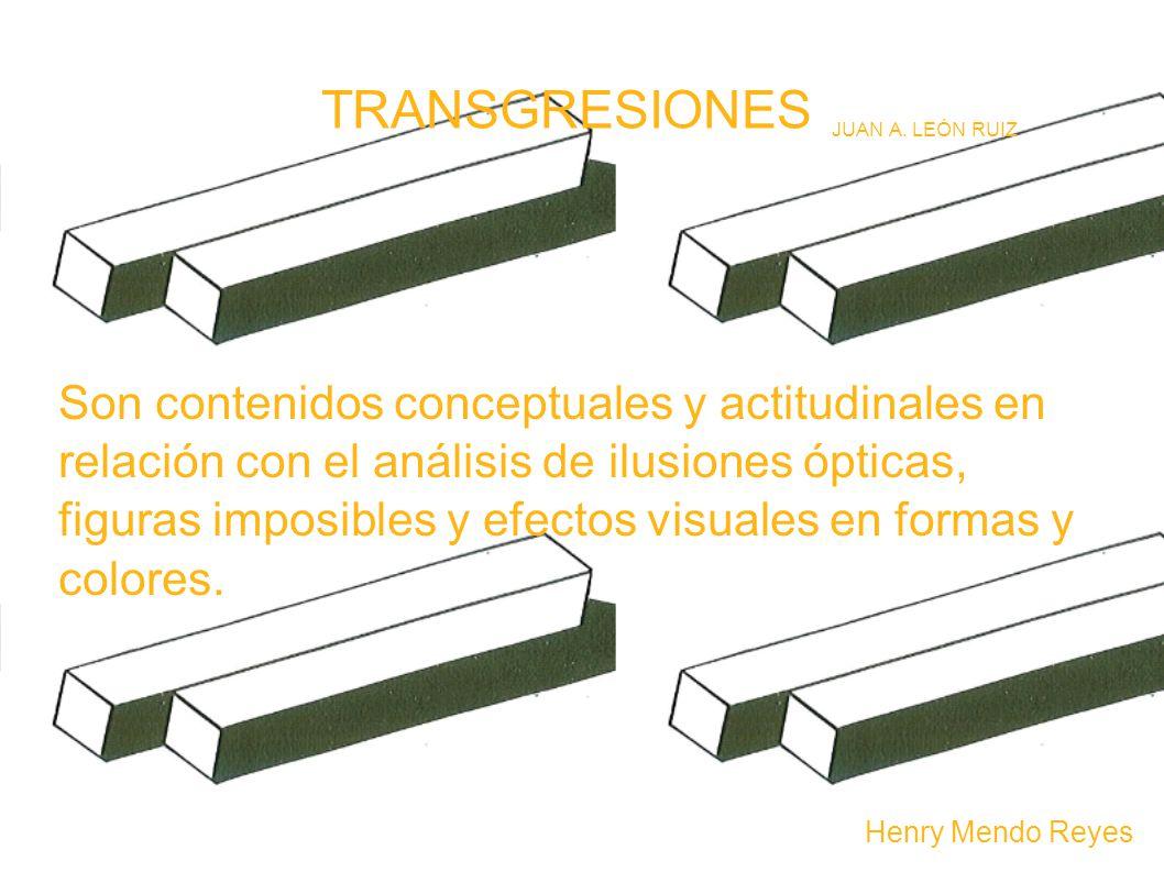 TRANSGRESIONES JUAN A.