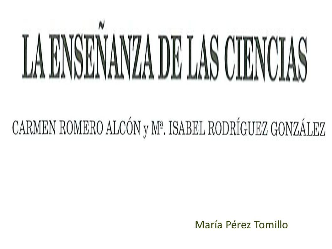 María Pérez Tomillo