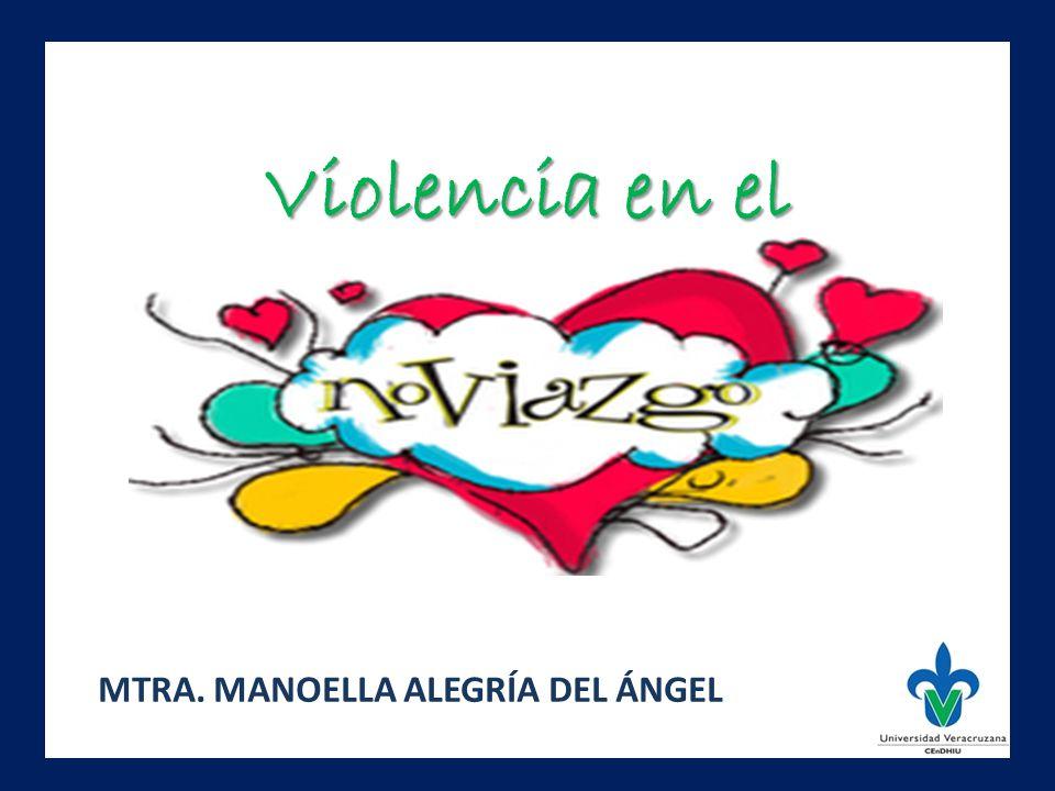 Violencia en el MTRA. MANOELLA ALEGRÍA DEL ÁNGEL