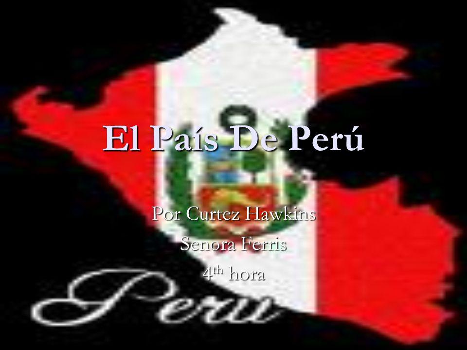 El País De Perú Por Curtez Hawkins Senora Ferris 4 th hora