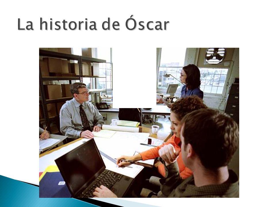 La historia de Óscar