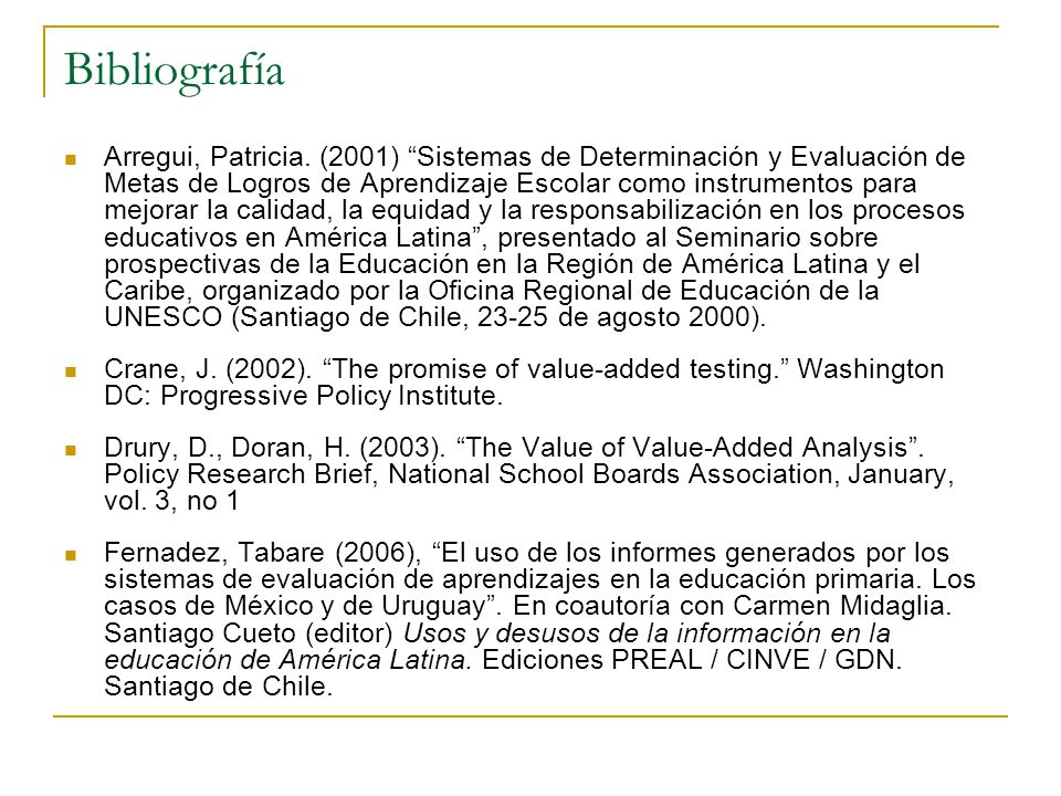Bibliografía Arregui, Patricia.