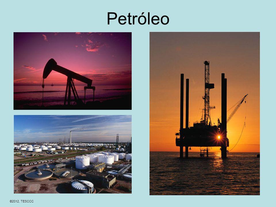 ©2012, TESCCC Petróleo