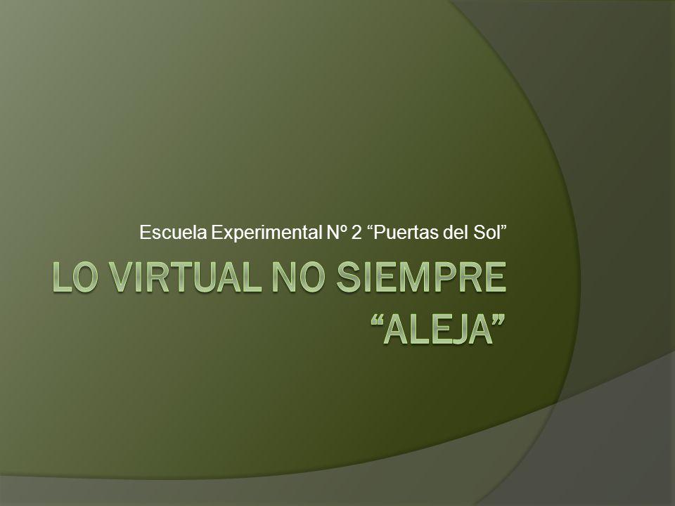 Escuela Experimental Nº 2 Puertas del Sol