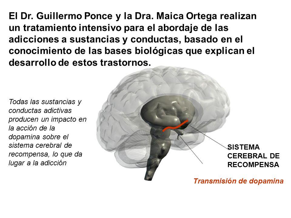 El Dr. Guillermo Ponce y la Dra.